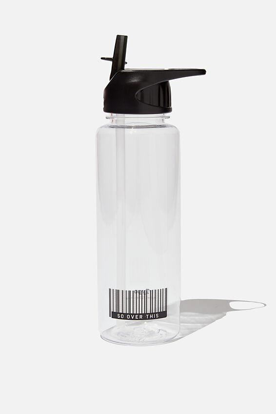Hydrator Drink Bottle, BARCODE