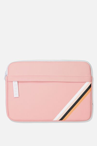 Metro Laptop Case 13 Inch, DUSTY PINK