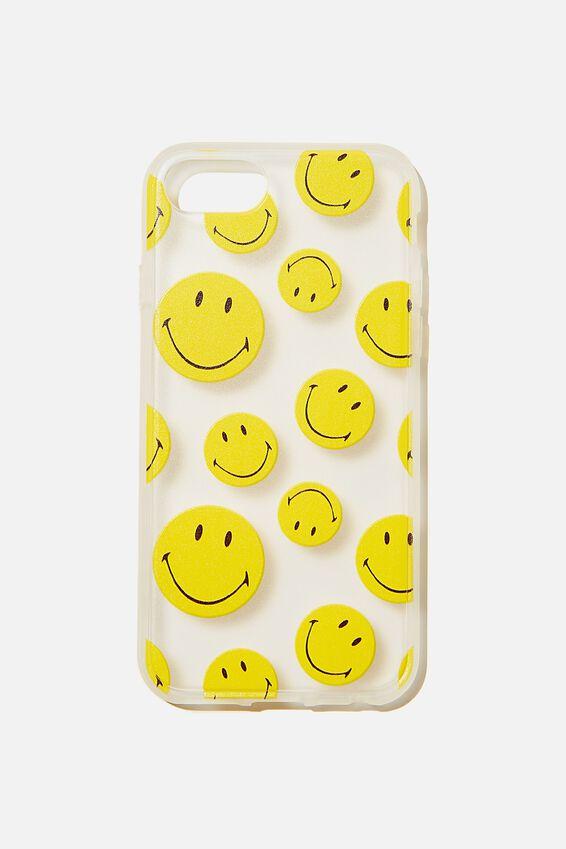 Smiley Protective Phone Case 6, 7, 8, SE, LCN SMI SMILEY YDG