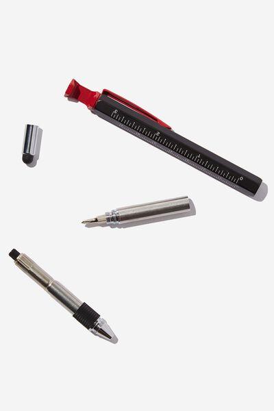 Gadget Pen, LCN MAR MARVEL LOGO