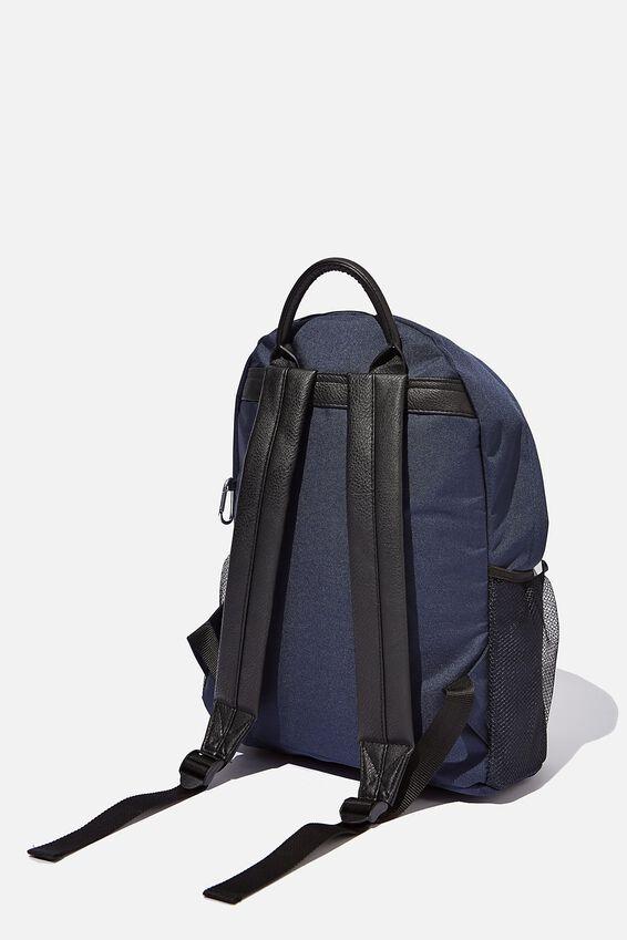 Fundamental Backpack, NAVY