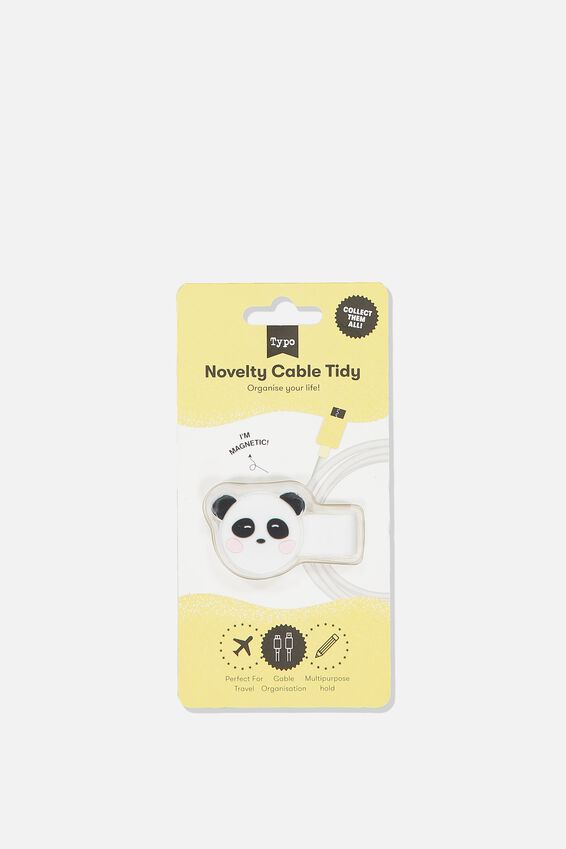 Novelty Cable Tidy, PANDA