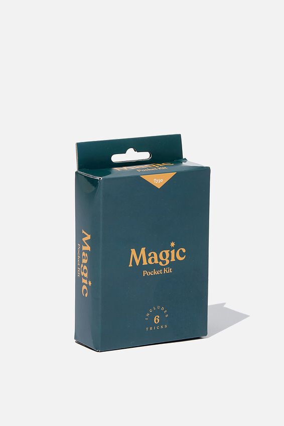 Mini Magic Kits, MAGIC SET 2
