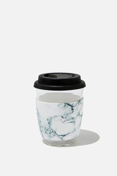 All Day Travel Cup 12Oz, MARBLE