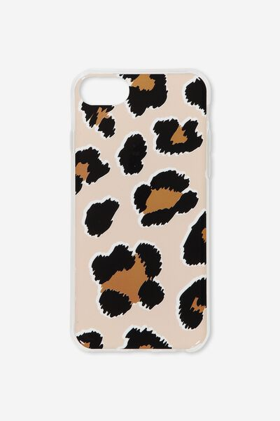 Printed Phone Cover Universal 6,7,8, LEOPARD
