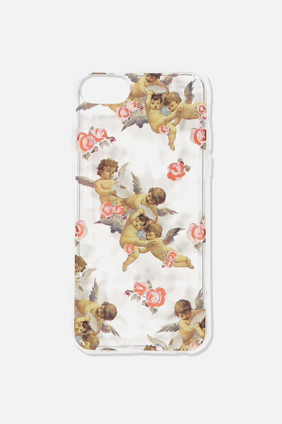 Printed Phone Cover Universal 6,7,8, CHERUBS