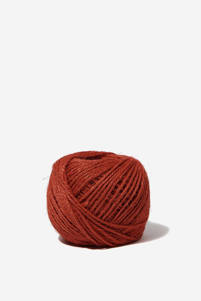 Twine Roll, RED
