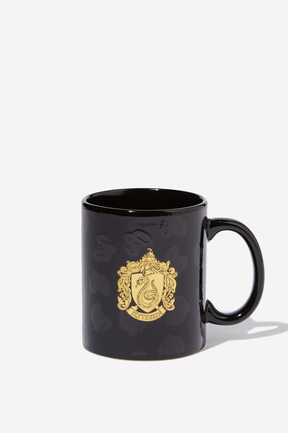 Harry Potter Heat Sensitive Mug, LCN WB HPO SLYTHERIN