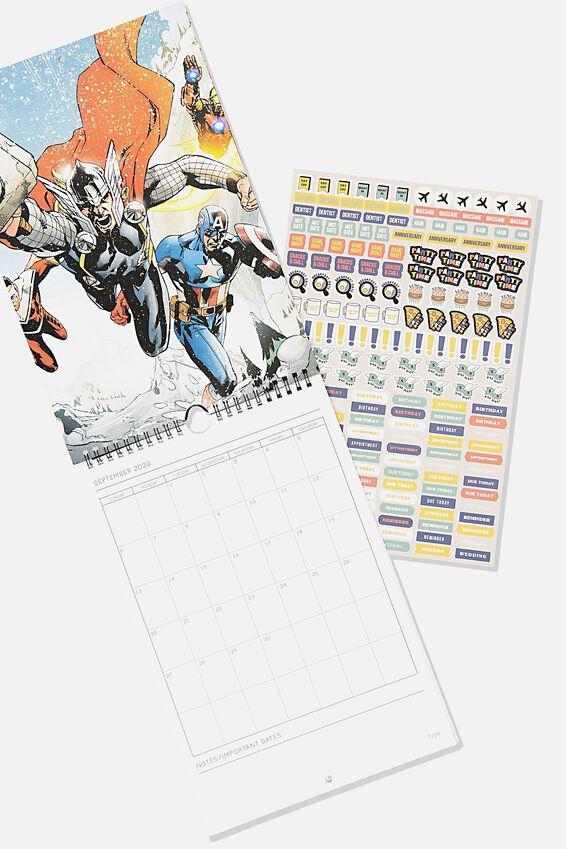 2020 Get A Date Calendar, LCN MAR MARVEL