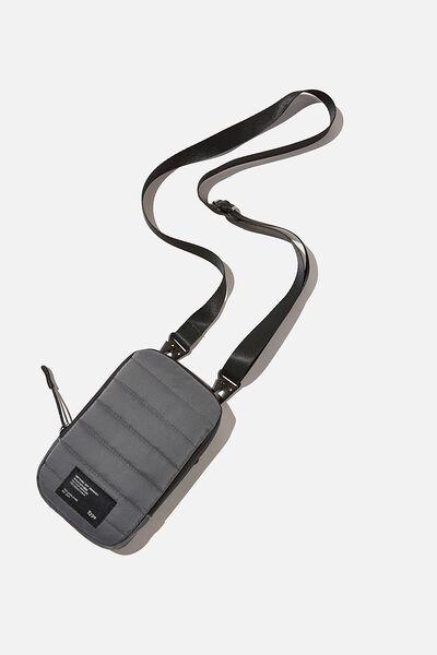 Essential Phone Sling, WELSH SLATE AND KHAKI