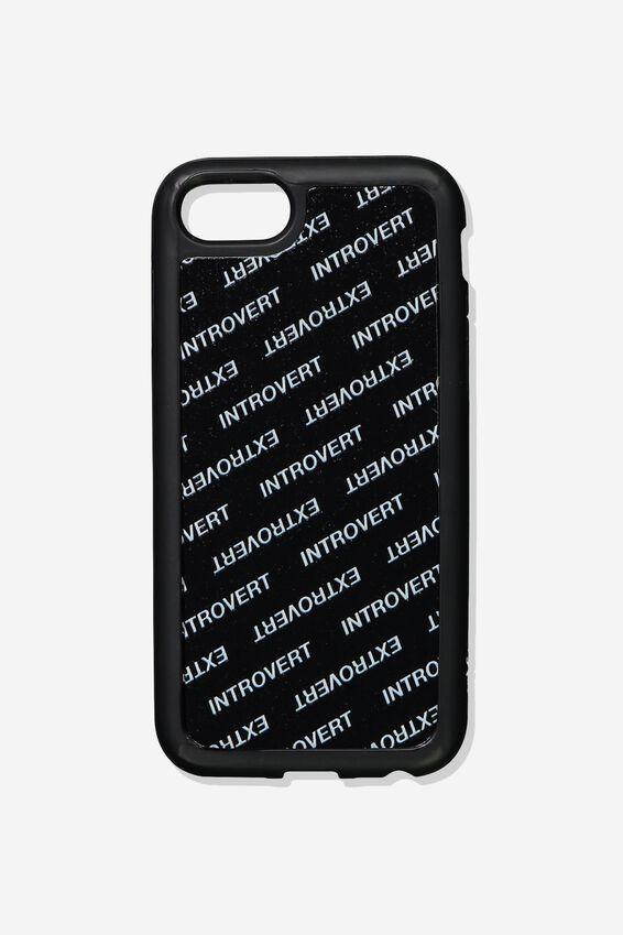 Superior Phone Case Universal 6,7,8, EXTROVERT