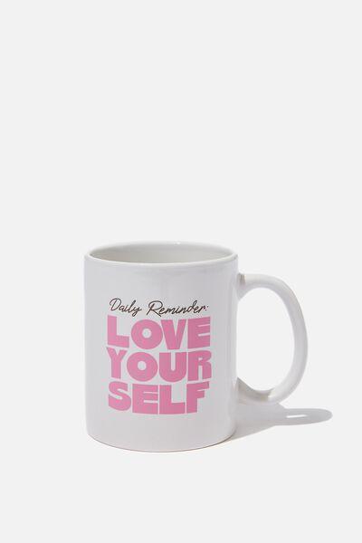 Anytime Mug, LOVE YOURSELF