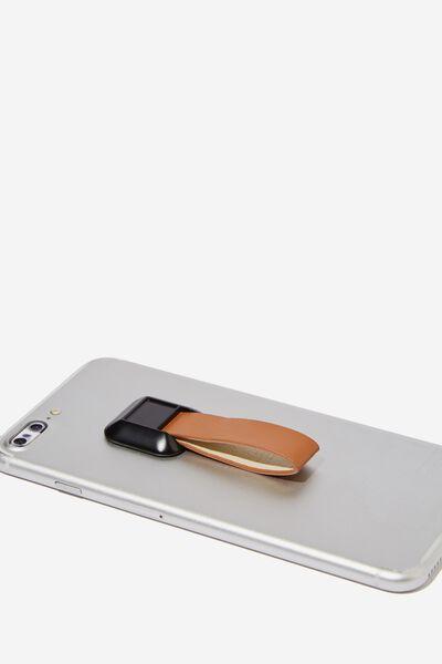 Phone Grip, MID TAN