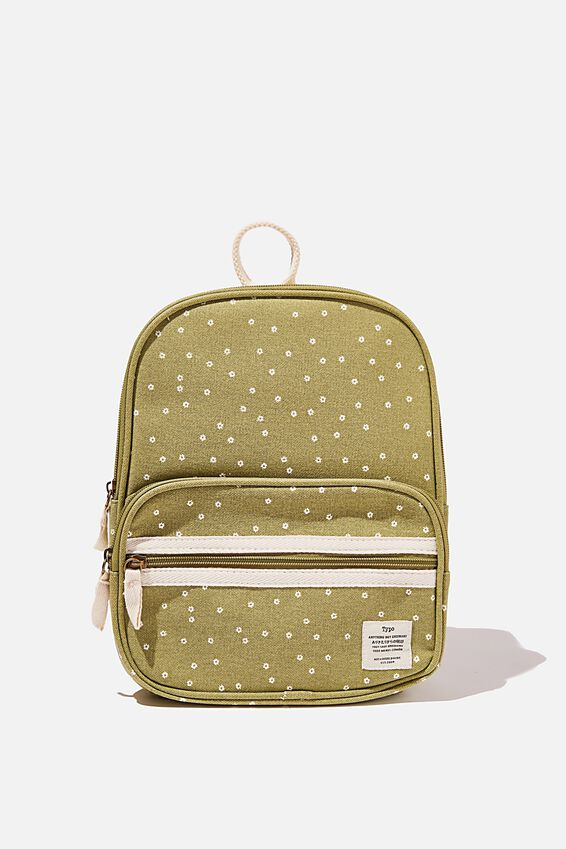 Nano Backpack, MICRO DAISY TUSSOCK