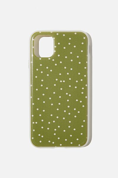 Protective Phone Case iPhone 11, MICRO DAISY TUSSOCK