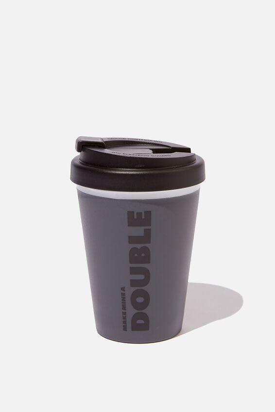 Take Me Away Mug, MAKE MINE A DOUBLE