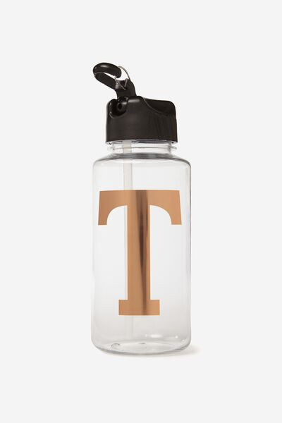 Alpha Drink Bottle, ROSE GOLD T
