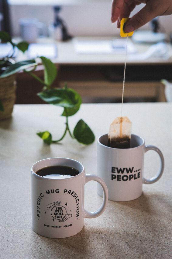 Anytime Mug, PSYCHIC MUG