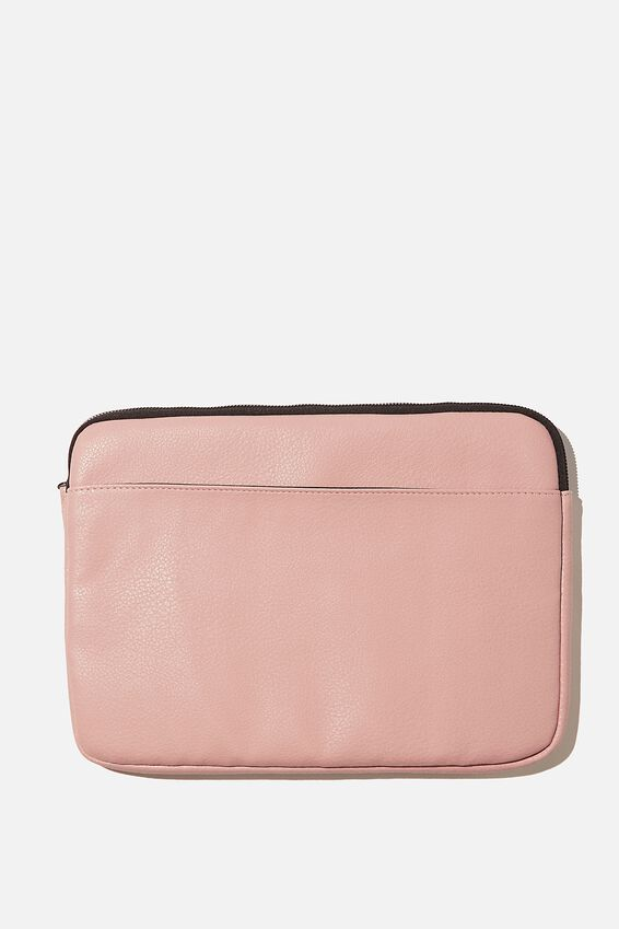 Core Laptop Cover 13 Inch, NUDE PINK 2.0