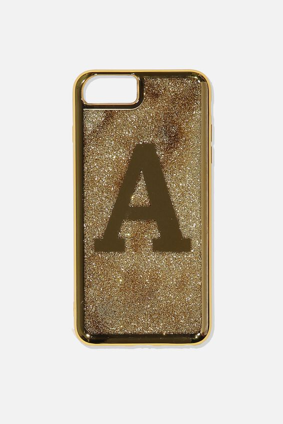 Shake It Phone Case 6, 7, 8 Plus, GOLD A