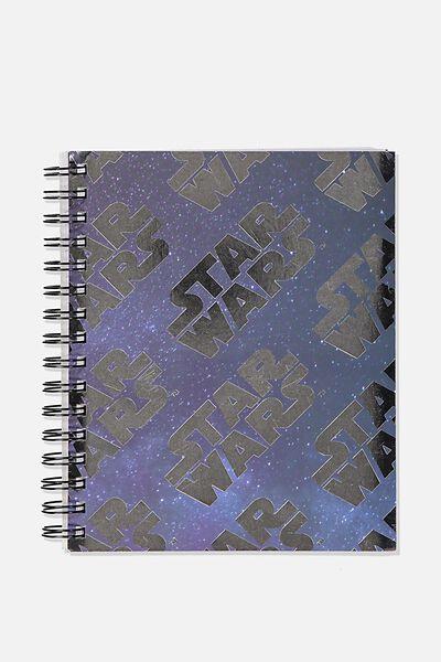 "A5 Campus Notebook-V (8.27"" x 5.83""), LCN LU STR STAR WARS"