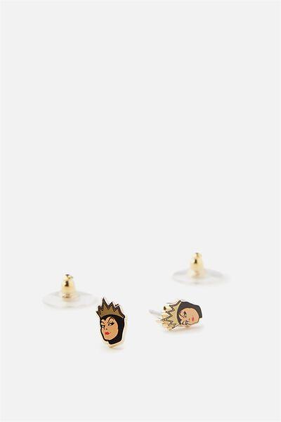 Novelty Earrings, LCN QUEEN