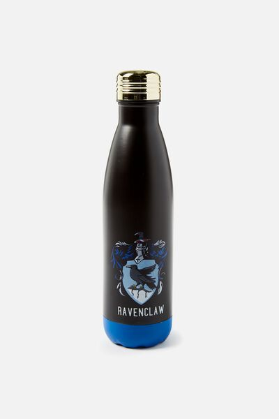 Metal Drink Bottle, LCN RAVENCLAW