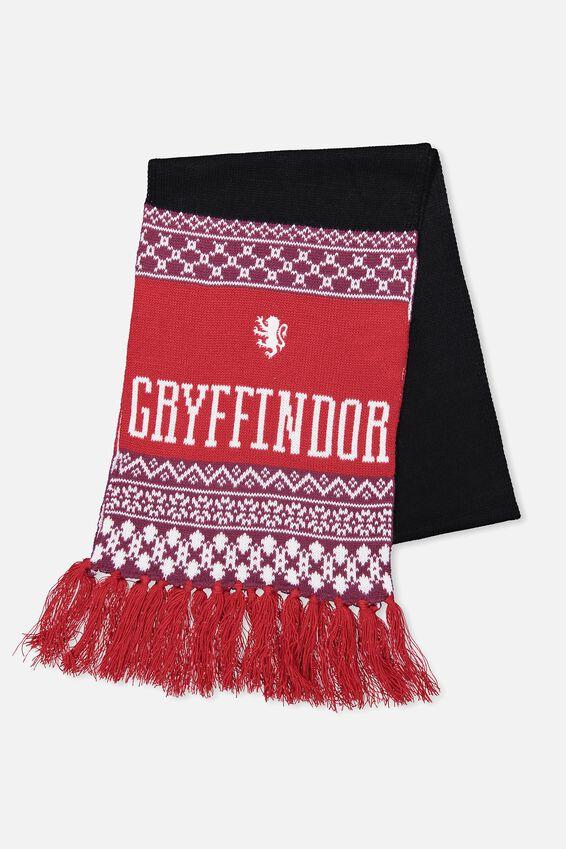 Harry Potter Scarf, LCN HP GRYFFINDOR