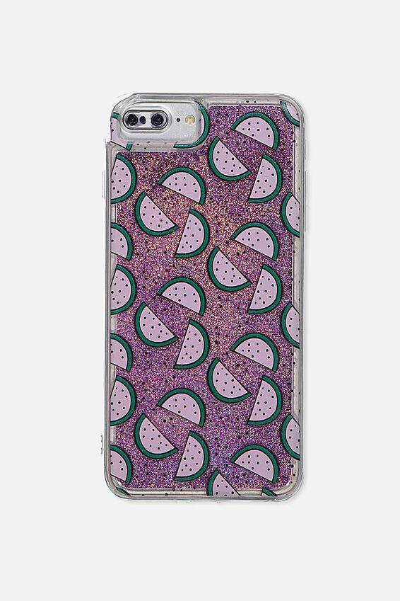 Shake It Phone Case 6, 7, 8 Plus, WATERMELON