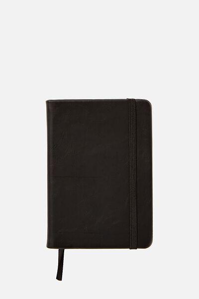 A6 Buffalo Journal, BLACK