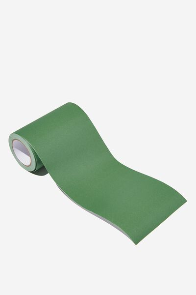 Wrapping Paper Band Rolls, PEARL GREEN