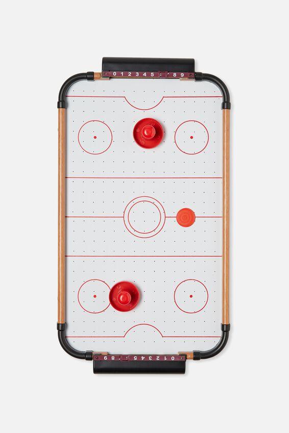 Desktop Air Hockey Game Medium, MULTI
