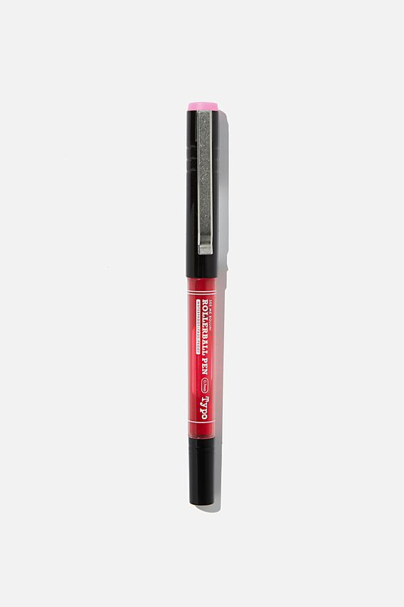 See Me Rollin Rollerball Pen, PINK