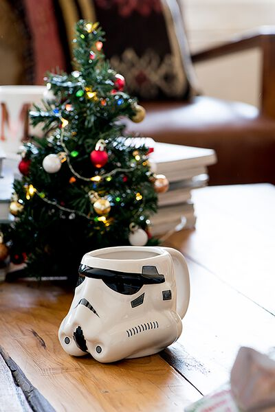 Specialty Novelty Mug, LCN STORM TROOPER
