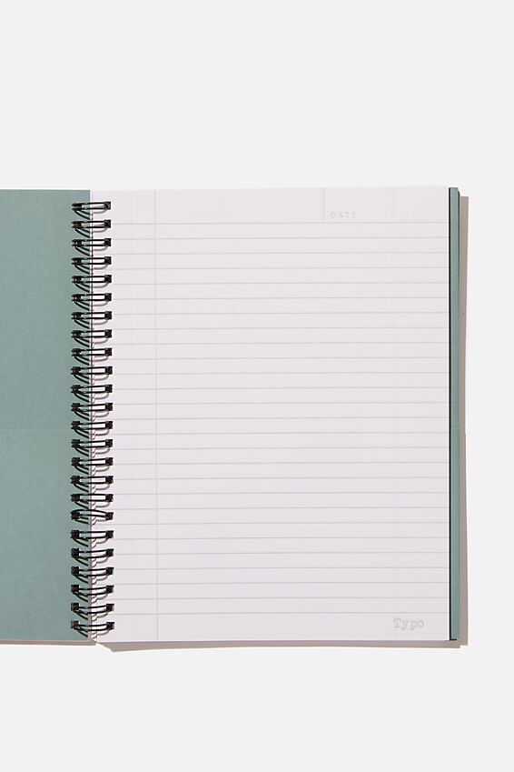 A5 Campus Notebook-V, KEEP GOING