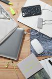 Neoprene Mouse Pad, SNAKE PRINT