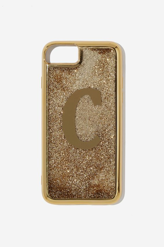Shake It Phone Case Universal 6,7,8, GOLD C