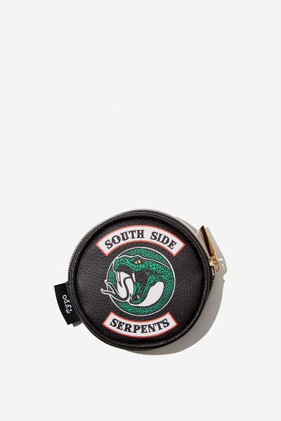Fashion Coin Purse, LCN RIVERDALE SERPENTS