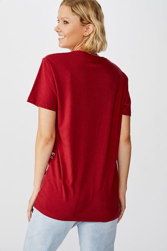 Novelty Tshirt, SANTA PAWS