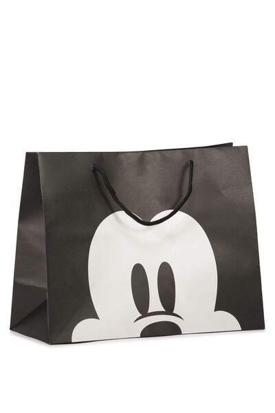 Stuff It Gift Bag - Medium, LCN MICKEY HEAD