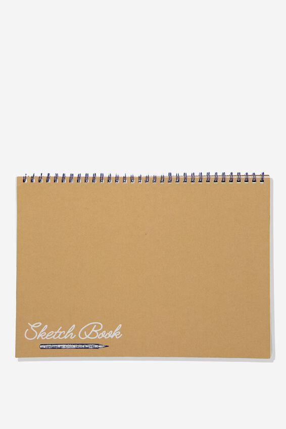 A3 Sketch Book, CRAFT