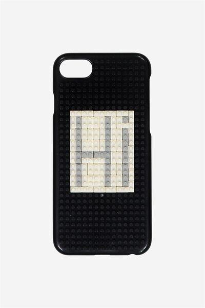 Novelty Phone Cover 7, 8, BLOCKS