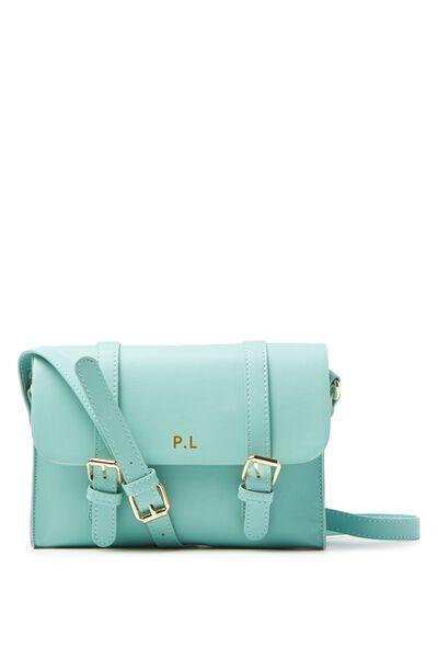 Mini Harry Bag Personalisation, LIGHT BLUE