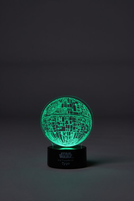 Mini Acrylic Light, LCN DEATH STAR