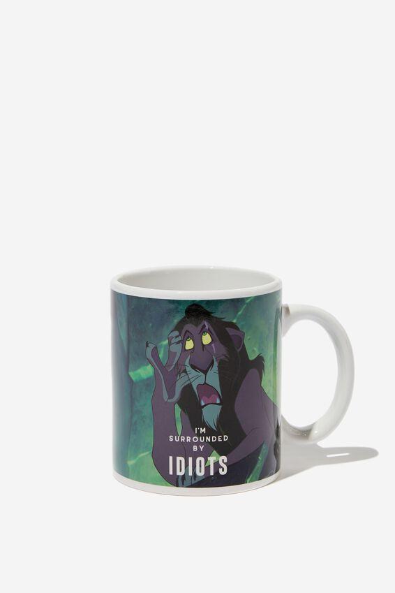 Anytime Mug, LCN DIS IDIOTS!