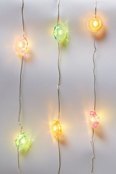 1.5M Novelty Twinkle Lights, GEMS