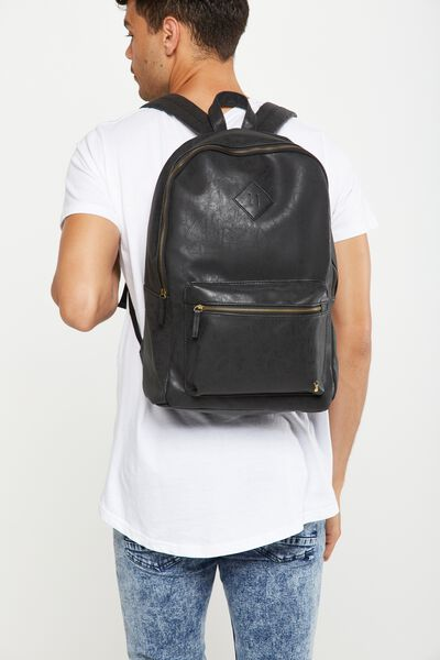 Buffalo Backpack, BLACK