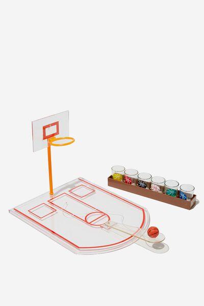 Drinking Basketball Game, MULTI