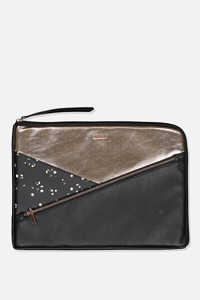 Premium Laptop Case 15 Inch, DAISY MEADOWS