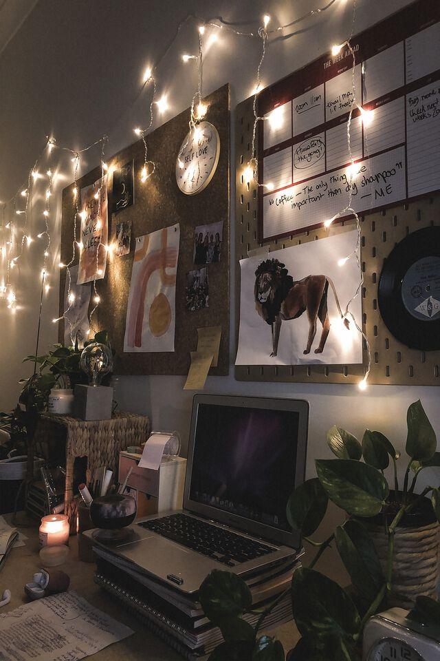 Usb Curtain Lights, WARM LIGHT